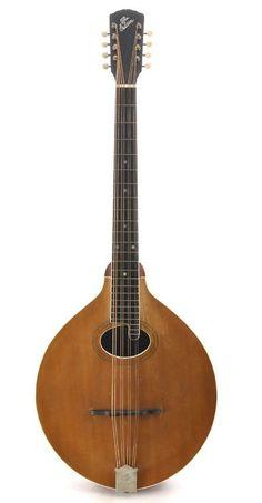 1916 Gibson K 1 Mandocello with Original Case - mandolin family mandola