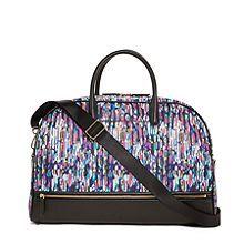 Trimmed Travel Bag