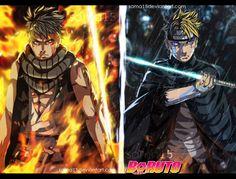 boruto vs kawaki by sAmA15 on DeviantArt