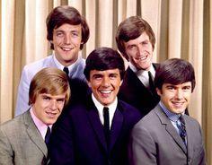 The Dave Clark Five: Lenny Davidson, Mike Smith, Dave Clark, Rick Huxley, Dennis Payton