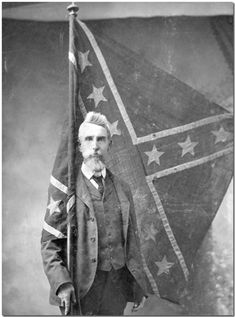Resigning his commission at the outbreak of the Civil War, he received a captain's commission in the Confederate States Navy. Description from greyriderfordixienet.com. I searched for this on bing.com/images