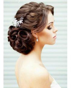 fryzury ślubne warkocz - Szukaj w Google
