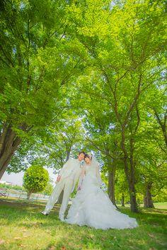 Fresh Green season, SHOBU-PARK, Kuki city, Saitama prefecture
