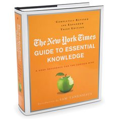 The New York Times Guide To Essential Knowledge - Hammacher Schlemmer