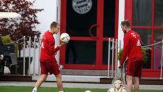 "Holger Badstuber zurück im Training des FC Bayern: ""Freut uns sehr"""