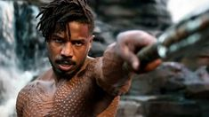 Black Panther Marvel, Black Panther Villain, Micheal B Jordan, Michael B Jordan Shirtless, Black Actors, Disney World Parks, Best Supporting Actor, Marvel Films, Marvel Entertainment