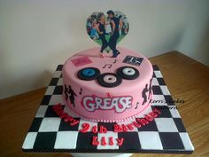 Grease the Movie xx - Cake by Kerri's Cakes