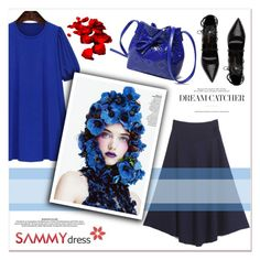"""""""Sammydresses"""" by janee-oss ❤ liked on Polyvore featuring Yves Saint Laurent"""