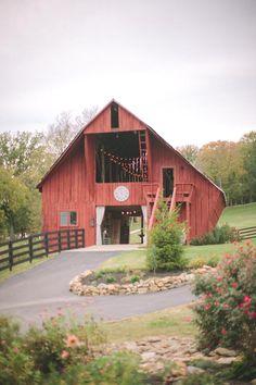 Southall barn in Franklin, TN