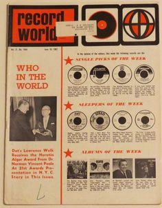 Record World Magazine (6-10-67)