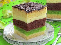 Tradycyjna kuchnia Kasi: Ciasto Tajemniczy Ogród Polish Recipes, Polish Food, Food Cakes, Tiramisu, Ale, Cake Recipes, Cheesecake, Pudding, Yummy Food