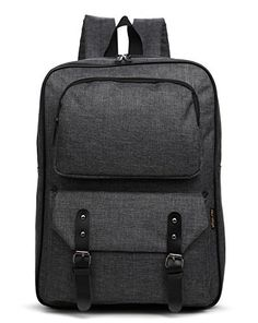 HotStyle 928M PHOEBE Casual Vintage Preppy Style Lightweight Linen Backpack Fashion Cute Travel School College Rucksack Shoulder Bag Bookbags Daypack for Teenage Boys Girls, Students and Women With 14-inches Laptop Compartment HT982 (DimGray) hotstyle http://www.amazon.com/dp/B00PZS6LBY/ref=cm_sw_r_pi_dp_.G6yvb0TH8H5J