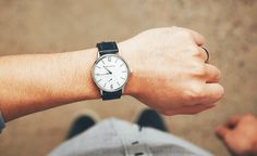 Grant | TOKYObay Watch in Blue - Featured on Cool Material . Watches For Men