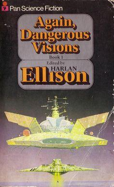 Again, Dangerous Visions - Book 1 edited by Harlan Ellison (Pan:1977)