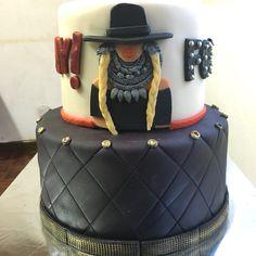Beyoncé inspired cake