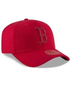 c213ed715398b New Era Boston Red Sox Color Prism Pack Stretch 9FIFTY Snapback Cap - Red  Adjustable Boston