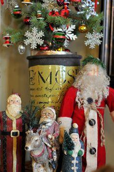 Marmee & Company: Santa Baby