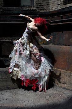 Steampunk / Gothic Ladies | Beauty | Fashion | Costume | Couture | Emilie Autumn
