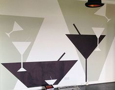 """Check out new work on my @Behance portfolio: """"Art Deco Murals by ATADesigns in Residential Project"""" http://be.net/gallery/33773024/Art-Deco-Murals-by-ATADesigns-in-Residential-Project"""