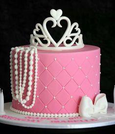 Princess cake. I like this tiara