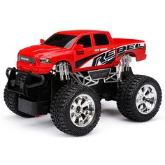 New Bright Full Function Ram Rebel Remote Controlled Toy - 2424-5