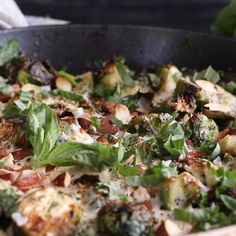 Lemony Fried Brussels Sprouts Recipe by Tasty