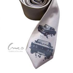 Krawat Duży Fiat (proj. Creo), do kupienia w DecoBazaar.com