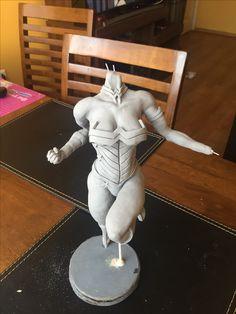 Wonder Woman Super sculpey