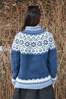 Ravelry: Sundrops / Solgløtt pattern by Vanja Blix Langsrud a this one might be my favorite! Fair Isle Knitting Patterns, Sweater Knitting Patterns, Vintage Knitting, Free Knitting, Sock Knitting, Norwegian Knitting, Icelandic Sweaters, Fair Isles, Knit Crochet