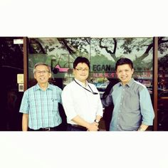 Welcome our VIP Japanese guest to EGAN, home of forklift parts specialist & distribution.   EGAN Forklift Parts Specialist  www.fb.com/EGANEQP  www.fb.com/ForkliftPartsForSale  www.instagram.com/egan.forkliftpartsspecialist  #EGAN #forklifts #collaboration #visitation #partners