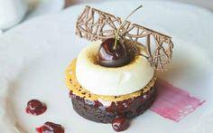 Crystal Cruises Black Forest Cake