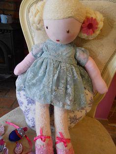 doll in lace dress | Flickr – Compartilhamento de fotos!