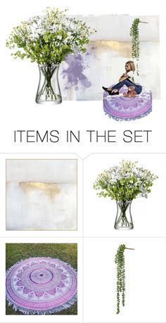 """""""Room for Thought"""" by mirabellependants ❤ liked on Polyvore featuring art"""