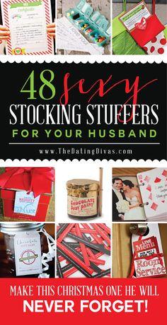 Sexy stocking stuffer ideas I KNOW my husband will LOVE!! Christmas... Check!! www.TheDatingDivas.com