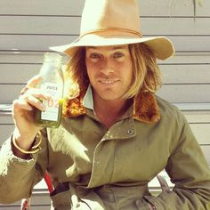 Hat Maker Nick Fouquet Loves Huck Finn & Homemade Burritos