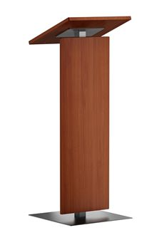 i-NoxZ wood lectern Villa ProCtrl presentation desk