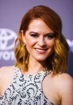 Sarah Drew Photos - Celebration of ABC's TGIT Line-up Presented by Toyota and Co-hosted by ABC and Time - Zimbio
