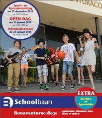 Ik zit op het Bonaventuracollege in Roelofarendsveen.Ik zit in mijn 4e leer jaar. ik doe Vmbo-T en ik doe de sector zorg en welzijn.