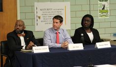 Candidates in the upcoming Christina School Board election faced off Monday during a forum at Newark High School, where they shared their qualifications and experiences while offering solutions to problems (Newark Post)