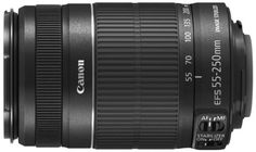 Canon EFS 55-250mm f/4.0-5.6 IS II Telephoto Zoom Lens for Canon Digital SLR Cameras.. getting this for my birthday!
