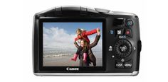 Canon PowerShot SX150 IS 14.1 MP Digital Camera with 12x Wide-Angle Optical Image Stabilized Zoom with 3.0-Inch