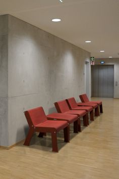FATTY chairs and tables create a warm feeling of coziness in public and semi-public space. Street Furniture, Exterior Design, Conference Room, Tables, Public, Chairs, Space, Create, Home Decor