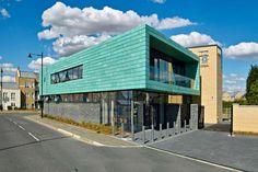 Policejní stanice v Cambourne | Archicakes
