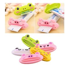 Salon Metal Color And Toothpaste Tube Squeezers 5pcs Color Tube Squeezer Keys Delicious In Taste