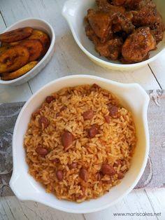 Moro (Rice and Beans) | Mari's Cakes (English) #morodehabichuelas #recetasdominicanas