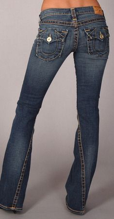 JOEY, TRUE RELIGION JEANS - DESIGNED BY KYM GOLD