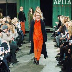 IBEN ibenofficial autumn winter 2017 vippa oslo runway Winter 2017, Fall Winter, Autumn, Instagram Story, Instagram Posts, Aw17, Oslo, Fur Coat, Runway