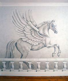 Pegasus by Janet Shearer