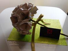 Bouquet Origami <3 http://www.meirehirata.com/