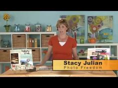 My Craft Channel: Stacy Julian - Scrapbooking Places